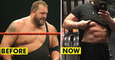 Bid Now Big Show S Transformation Into An Amazing Hunk Is What