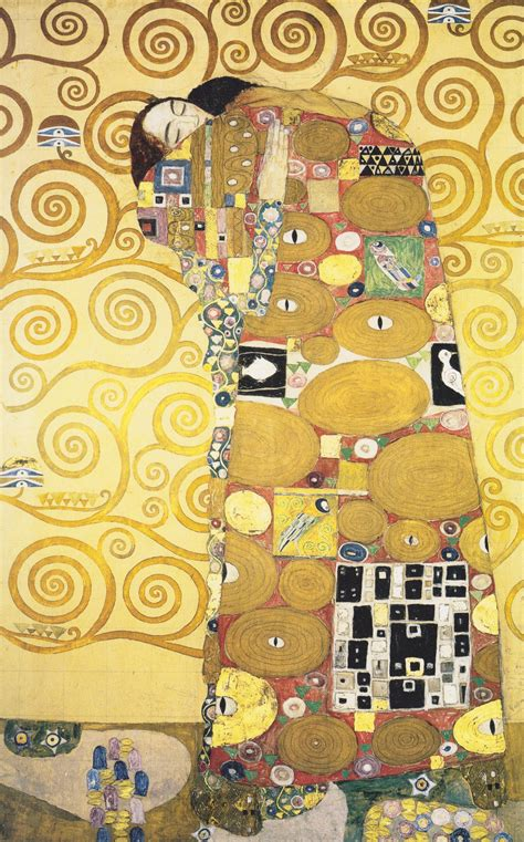 Klimt La by Gustav Klimt Adolphe Stoclet And Gentile Da Fabriano Or