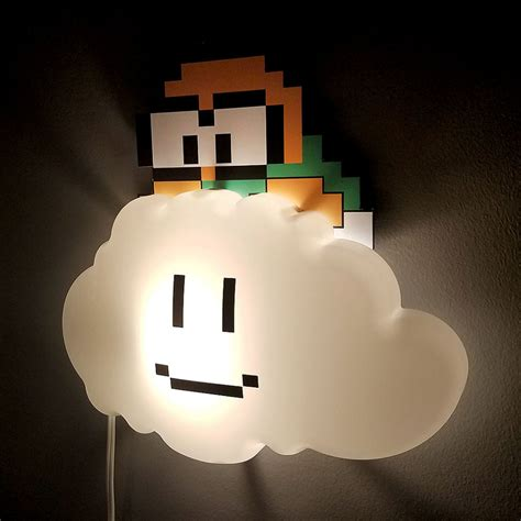 super mario lakitu night light shut up and take my yen