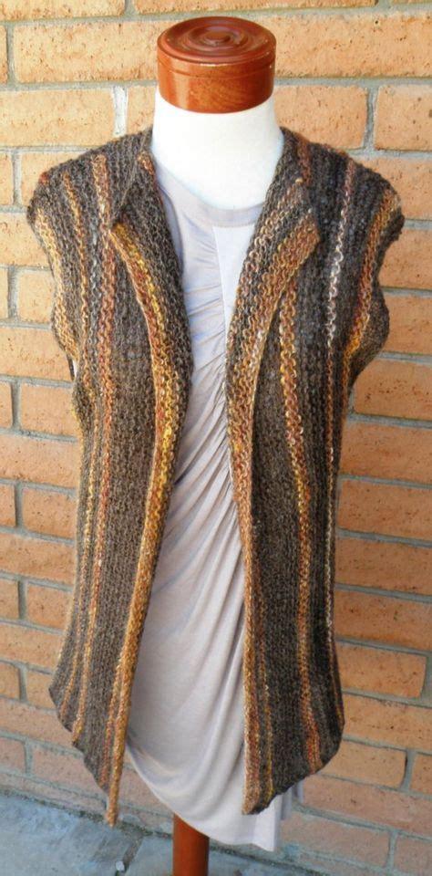 trendy knitting vest pattern simple knit vest