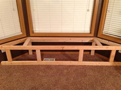 How To Make A Bay Window Bench Seat With Storage Snapguide