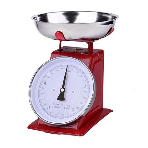 balance pour cuisine balance de cuisine mécanique 5 kg balances et