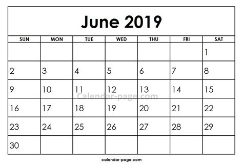 printable calendar  june july calendar