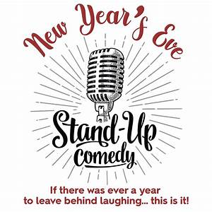 The Other Café Comedy Showcase's 9th Annual New Year's Eve ...