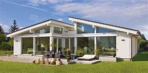 Dänische Fertighäuser Bungalow : fertighaus bungalow modern aussen gestalten haus ~ Watch28wear.com Haus und Dekorationen