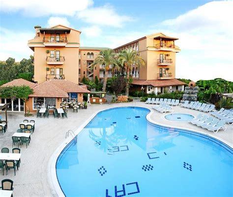 Solim Hotel 3* (Турция, Кемер) - фото и описание отеля