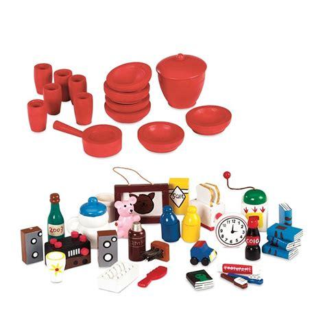 dollhouse miniatures set doll accessories