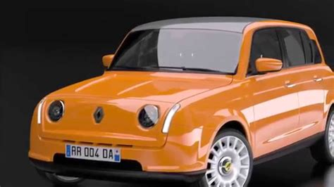 Renault R4 2019 by New Renault 4l 2018