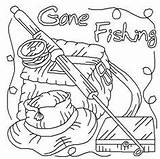 Fishing Coloring Fish Printable Wood Patterns Adult Drawings Burning Gone Dot Painting Fall Lets Cartoon Stencils Pole Vinyl Oregonpatchworks Beginners sketch template