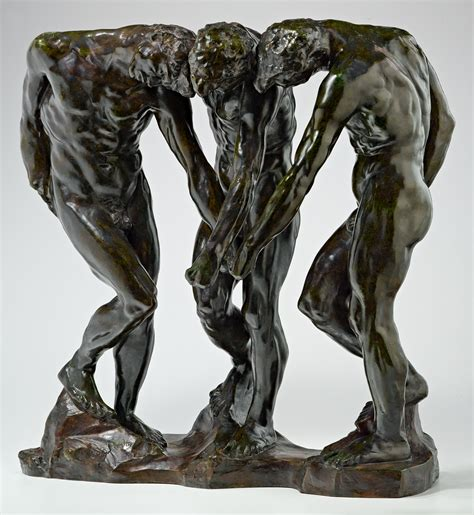 shade sculpture stanford s cantor arts center offers a fresh look at rodin stanford news