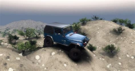 suv sid  jeep yj spin tires  spintires mods