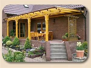 Terrasse berdachen nach ma von for Terrasse überdachen