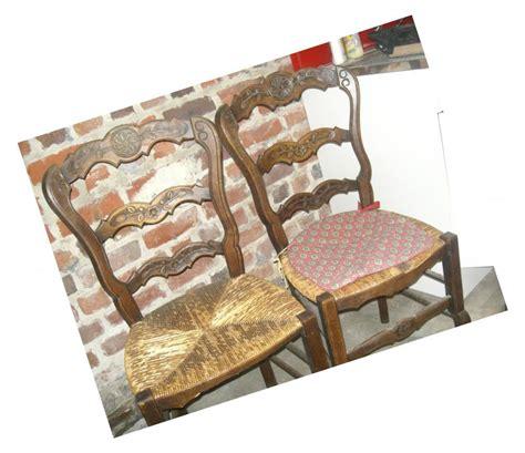 magasin de cuisine metz la métamorphose de 3 chaises en paille zôdio