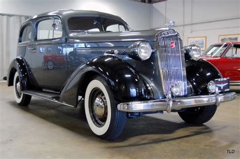 1936 Buick Special Victoria Coupe