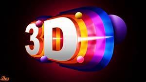 3D Logo. by DorGD on DeviantArt