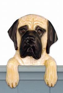 mastiff door topper With mastiff dog door