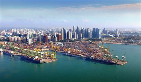 samsung  honda plants prompt singapore port