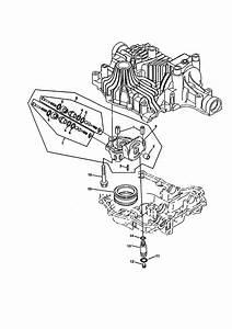 Sabre Model 2048hv Lawn  Tractor Genuine Parts
