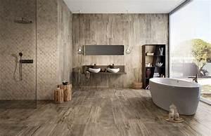 parquet salle de bain salle de bain parquet bateau With porte d entrée alu avec parquet pont de bateau salle de bain leroy merlin