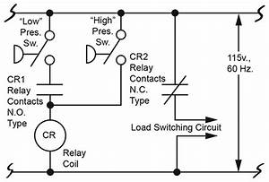 how to select a pressure switch for your application With differential analog switch circuit diagram