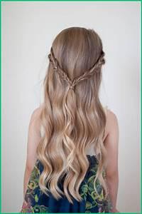 Coiffure Petite Fille Facile : coiffure fille tresse facile ~ Dallasstarsshop.com Idées de Décoration