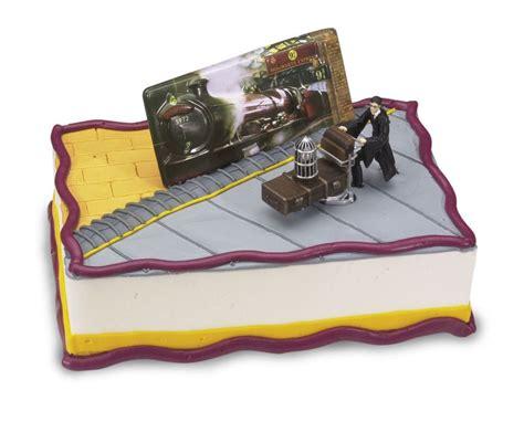 harry potter cake decoration topper kit hogwarts