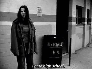 i hate high school on Tumblr