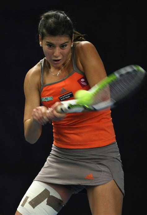 Sorana cirstea about her friendship to ana ivanovic. Sorana Cirstea Photos Photos - WTA Fortis Championship ...