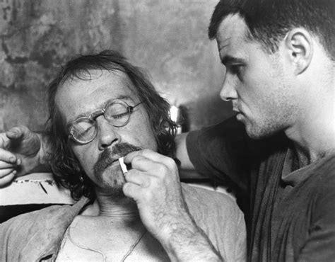death   film legend sir john hurts life  pictures