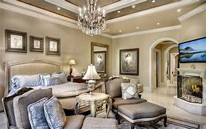 The, Villa, Belle, A, Southern, Estate, Home