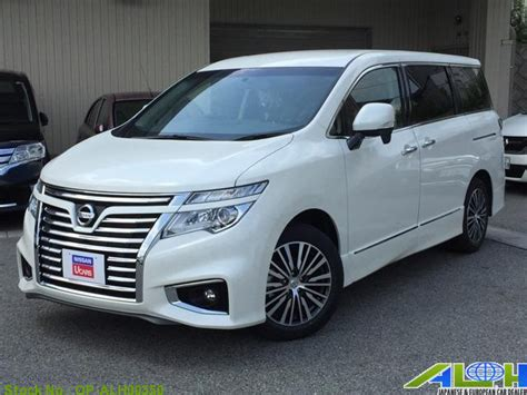 Nissan Elgrand Backgrounds by 6129 Japan Used 2018 Nissan Elgrand Te52 Wagon For Sale