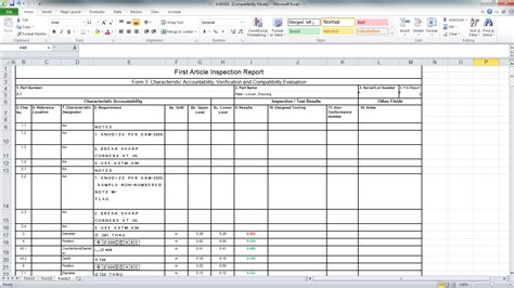 Free Home Inspection Report Template - Costumepartyrun