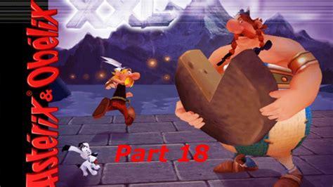 asterix obelix xxl gameplay part  youtube