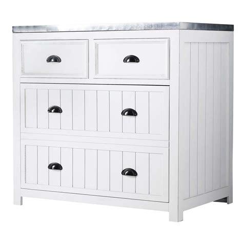 meuble cuisine pin meuble bas de cuisine en pin blanc l cm with meuble