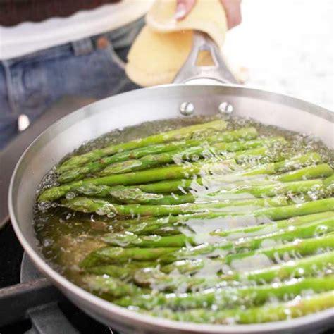 how to prepare asparagus how to cook asparagus
