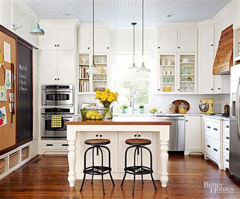 bhg kitchen design custom style statement 1642