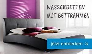 Wasserbetten Online Kaufen : wasserbett kaufen wasserbetten vom hersteller in deutschland ~ Indierocktalk.com Haus und Dekorationen