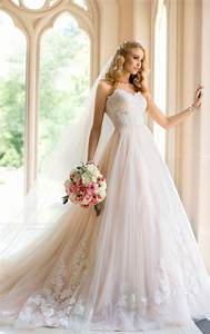 wedding dresses designer wedding gowns stella york With wedding dress creator