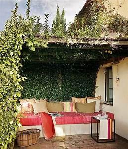60 photos comment bien amenager sa terrasse peintures With photo amenagement terrasse exterieur 0 l206le verte realisations