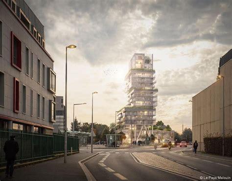 bureau de change st malo une tour de 55 mètres à la gare de malo actu fr