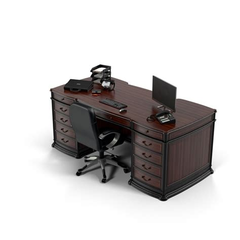 Executive Desk PNG Images & PSDs for Download | PixelSquid ...