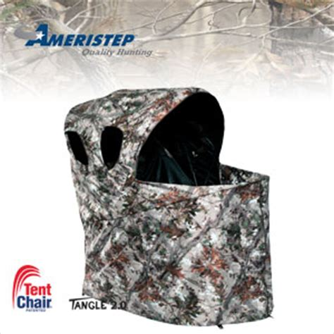 Ameristep Tent Chair Blind by Ameristep Blinds