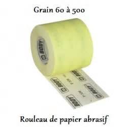 Papier Abrasif Carrosserie : rouleau de papier abrasif pour la carrosserie automobile ~ Melissatoandfro.com Idées de Décoration