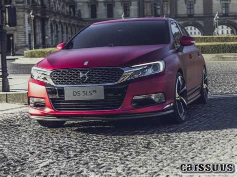 20182019 Citroen Ds 5ls  The New French Premium Sedan
