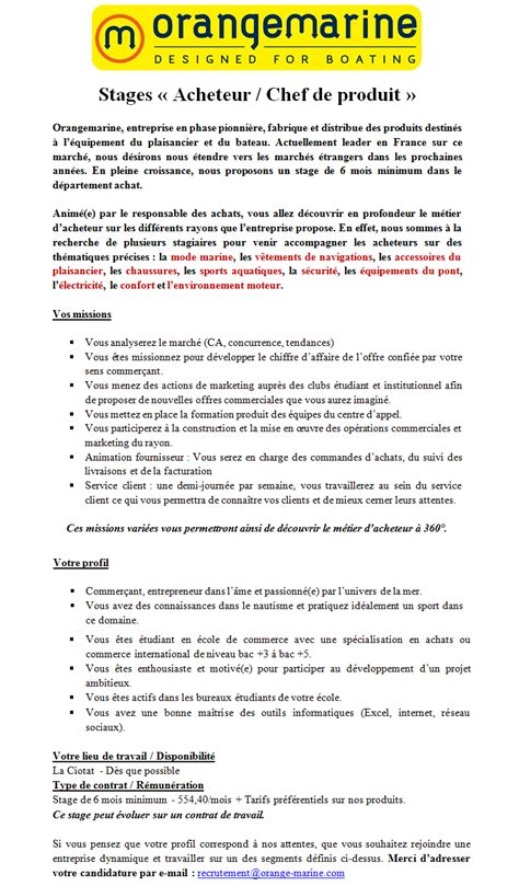 [doc] Lettre De Motivation Responsable Magasin Chaussures