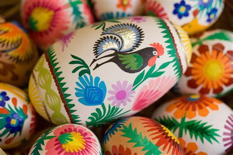 How To Make Pisanki Easter Eggs