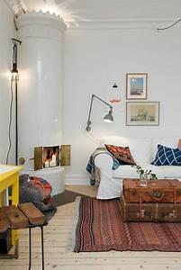 60 idees avec la valise vintage archzinefr With tapis chambre bébé avec comment faire livrer des fleurs