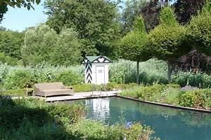 Filteranlage Für Pool : schaugarten harms m ller schwimmteich salzwasser pool mit pumpenhaus f r filteranlage ~ Orissabook.com Haus und Dekorationen