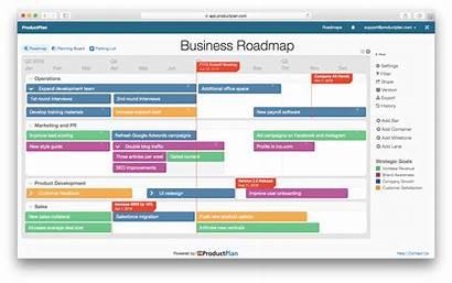 Roadmap Template Excel Ux Visio