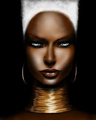 Pinterest Black Woman Art
